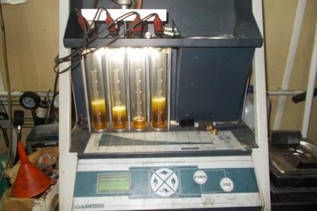 Диагностика ипромывка форсунок в ультразвуковой ванне в Чкаловске