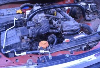 Замена магистральной трубки автокондиционера на автомобиле Suzuki