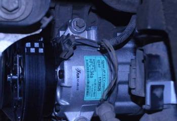Замена компрессора кондиционера на Рено Меган 2