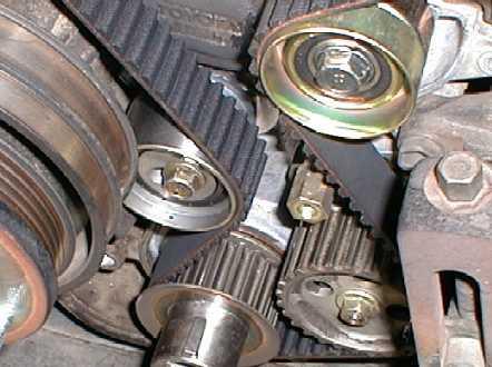 грм автомобиля ремонт